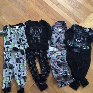 Other - Star Wars PJ bundle